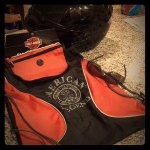 NWT Harley-Davidson Light weight Sling Backpack
